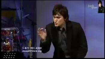 Pstor Joseph Prince on Praying in Tongues