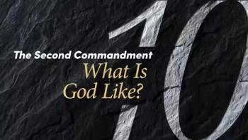 Beyond Today Bible Study -- The Second Commandment: What Is God Like?