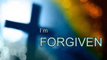 """Cody McCarver """"I'm Forgiven"""""""