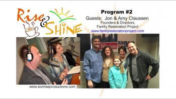 Rise & Shine, Program #2