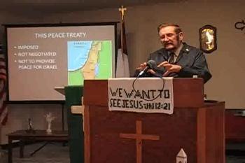 The Unholy Trinity:  Satan-Antichrist-False Prophet
