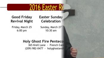 2016 HGF Church Easter Revival