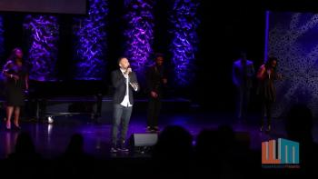 Todd Dulaney - The Anthem featuring Jonathan Nelson at 2016 Stellar Award PreShow