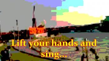 Lift Your Hands And Sing