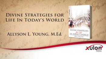 Xulon Press book Divine Strategies for Life In Today's World | Allyson L. Young, M.Ed.