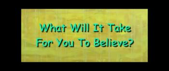 What Will It Take For You To Believe - Randy Winemiller