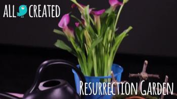 The Resurrection Garden: Fun Craft To Teach Kids About Jesus!