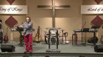 Impartation Pastor Terry Severson AAC