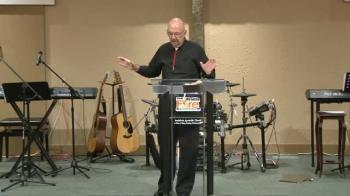 Let God be God - Pastor Bob Scott AAC