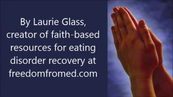Eating Disorder Recovery Prayer - Eating with Others