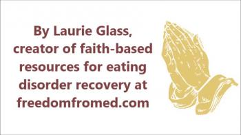 Eating Disorder Recovery Prayer - Renewing the Mind