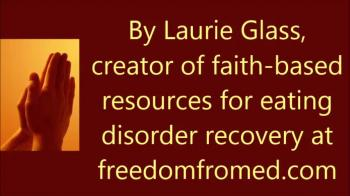 Eating Disorder Recovery Prayer - Struggling with Resolve to Recover
