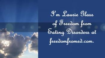 Freedom from Eating Disorder - God Loves You