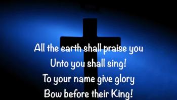 Glory To You Name!