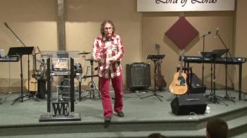 Pentecost Pastor Terry Severson AAC