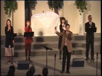 一群大能的子民; 聖靈的江可; 寶貴十架 2016年03月06日