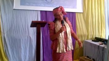 The Holy Spirit,part 1 Uganda Mission trip