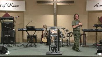 Saturday Pastor Terry Severson AAC
