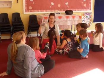 Homeschooling by Grace Puppet Fun