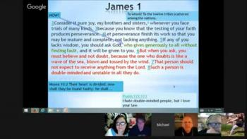 James a Lesson in Receiving Revelation Part 1
