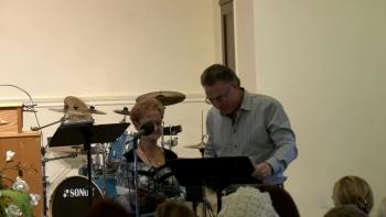 Elaine Pitts - Believer's Baptism