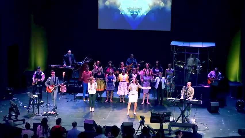 Resurrection Medley - SO POWERFUL!