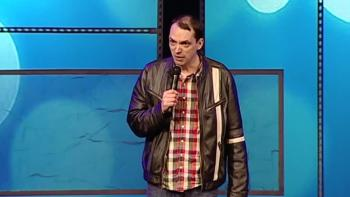 Daren Streblow - Discipling a Cat: 30 Second Comedy Clip