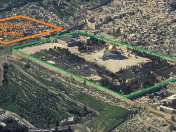 Send this to your friends !  The reality of where Solomon's TEMPLE was  ! !
