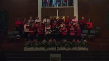 Travis Baptist Church Easter Choir 2016