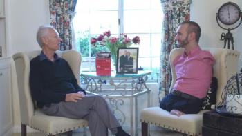 Nick and Boris Vujicic Interview Each Other About Nick's Childhood