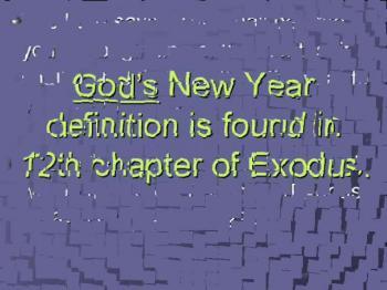 Real Happy New Year - God's New Year 2016