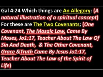 Two Covenants, Keith Porter