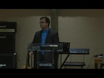 Encouraging the Church Pastor Brent Rudowski AAC