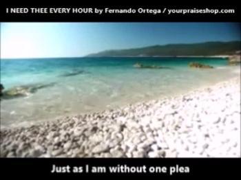 I NEED THEE EVERY HOUR by Fernando Ortega / Beginnings CD