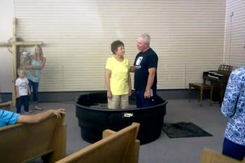 Baptism - 06/24/20012