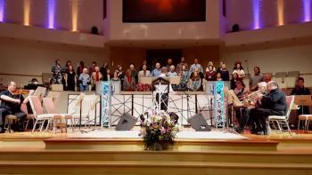 Thou, Oh Lord- Brooklyn Tabernacle Choir, Aloma Church, 3/13/16