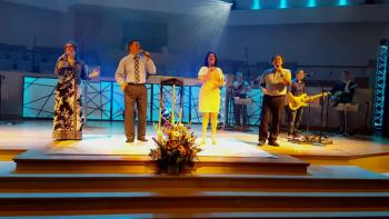 Our God- Chris Tomlin, Aloma Church 3/13/16