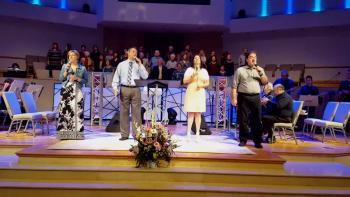 Jesus Saves- Aloma Church, 3/13/16