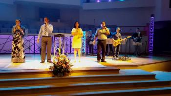 Jesus, Only Jesus- Matt Redman, Aloma Church, 3/13/16