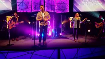 Grace So Glorious- Elevation Worship, The Venue, 2/28/16