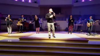 Come To The Water- Kristian Stanfill, Aloma Church, 2/28/16