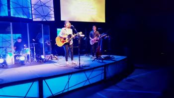 God Is Able- Hillsong, The Venue, 2/21/16