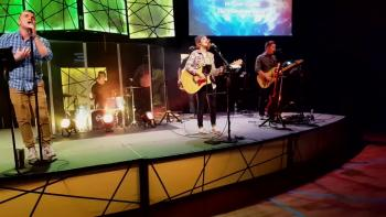 Unstoppable God- Elevation Worship, The Venue, 2/21/16