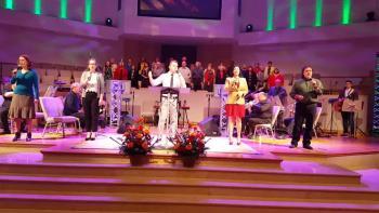 Holy, Holy, Holy- Aloma Church, 2/21/16