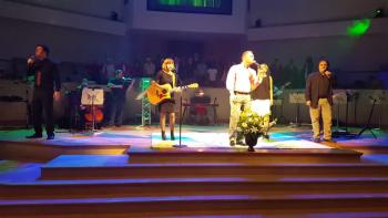 Here For You- Chris Tomlin, Aloma Church, 2/14/16
