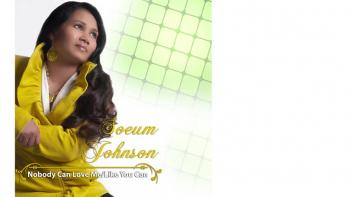 Asian Gospel Singer - Soeum Johnson