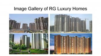 Get Flats and Apartments in RG Luxury Homes at Noida Extension Call 9250007877