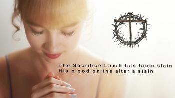 The Sacrifice Lamb