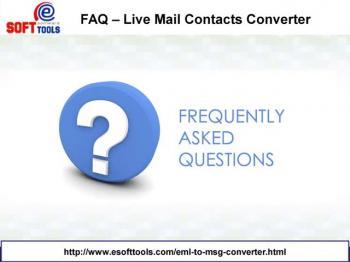 EML file converter utility safe to Convert EML & Export EML to MSG File
