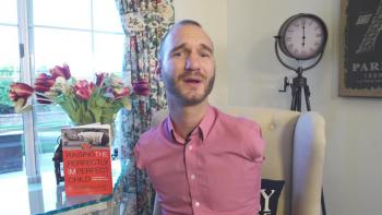 Nick Vujicic Talks About Failing and the Perfect Parenting Formula